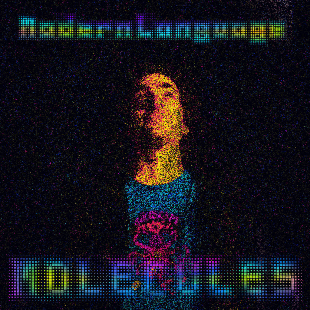 MP3: Modern Language - Molecules (@Modern_Language @LucidOptics @MuseumUK)