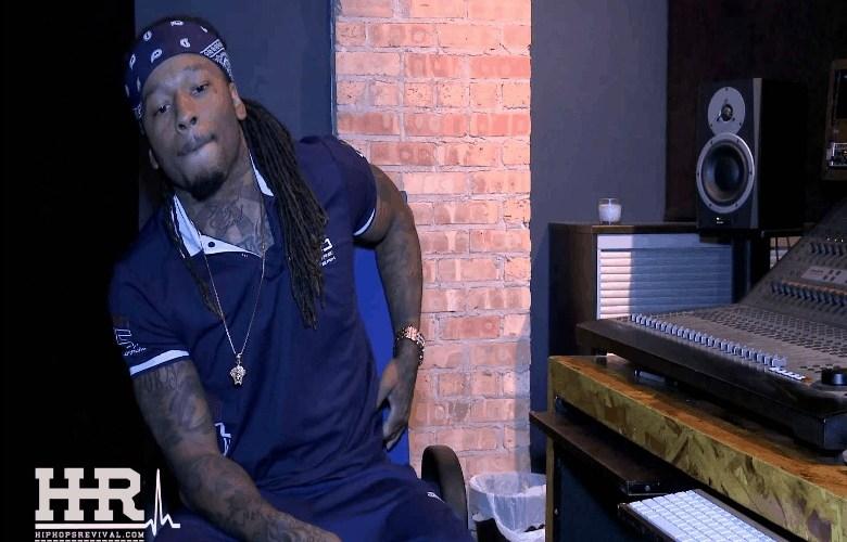 Video: @HipHopsRevival (@ThatBoyAdo) Interviews @MontanaOf300 [7.13.2015]