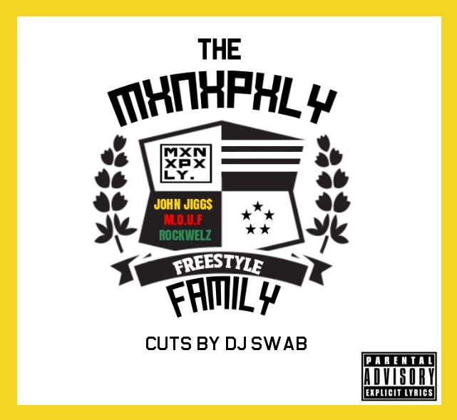 MP3: John Jigg$ x M.O.U.F. x Rockwelz - Mxnxpxly Family Freestyle