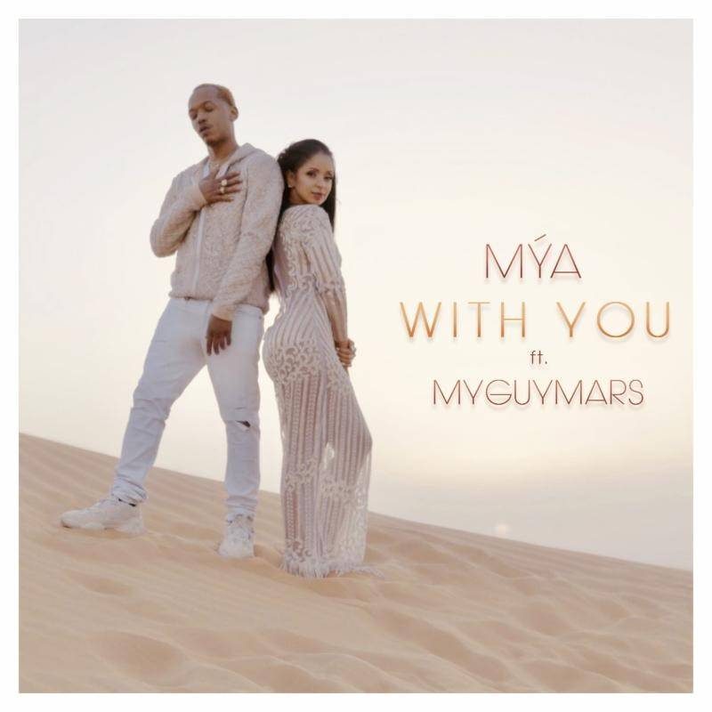 Video: Mya feat. MyGuyMars - With You