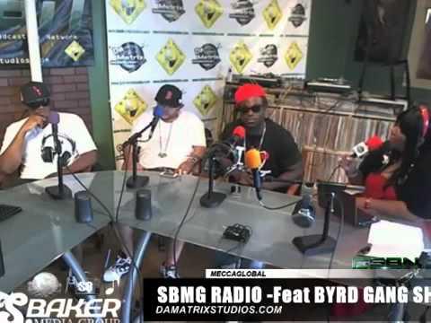 @SBMG (@MeccaGlobal) Interview: @ByrdGangShoota & @HotCityTV [Part 1]