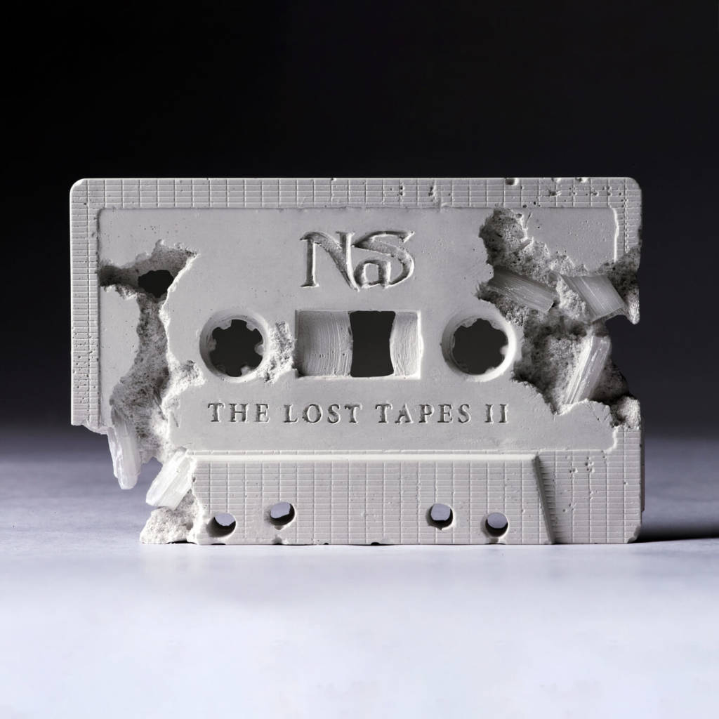 Stream Nas' 'The Lost Tapes 2' Album