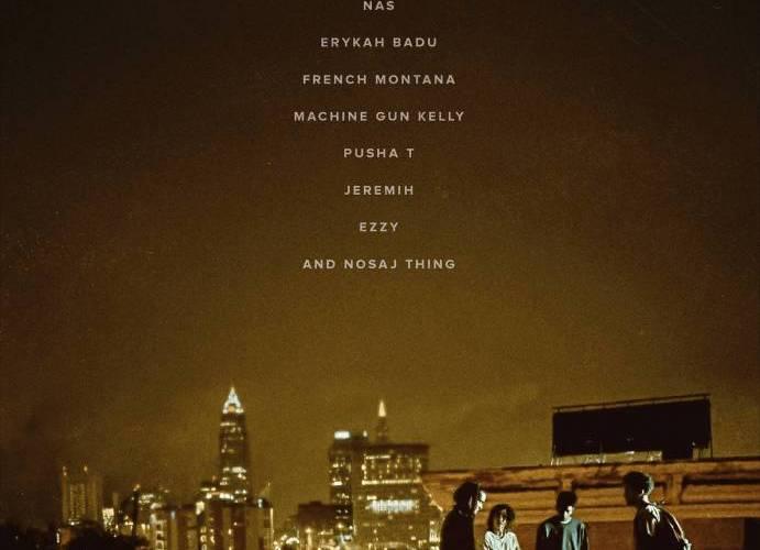 Nas presents The Land [Movie Artwork]