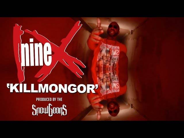Video: Nine (Double M) - Killmongor (@Nine212 @Snowgoons)