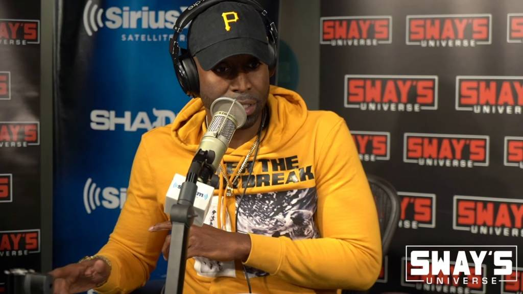 Sy Ari Da Kid Speaks On Convo w/Birdman When Leaving Cash Money + Raps Live On Sway In The Morning