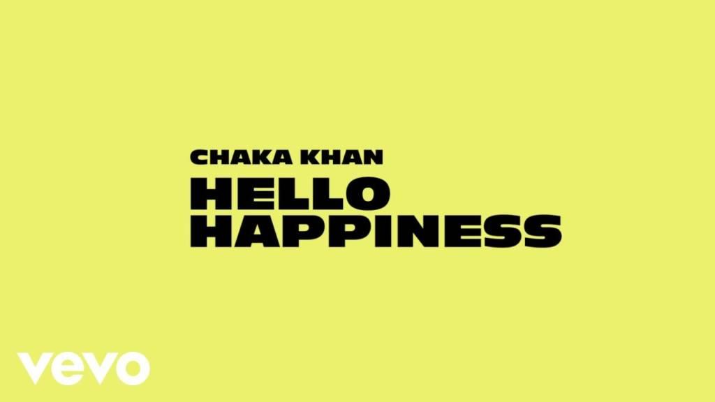 MP3: Chaka Khan - Hello Happiness