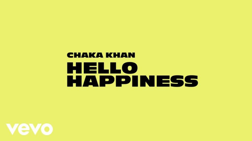 MP3: Chaka Khan - Hello Happiness