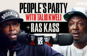 Ras Kass On 'People's Party With Talib Kweli'