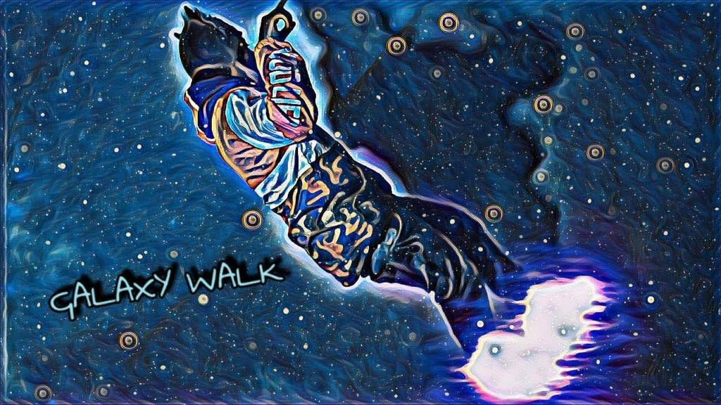 Video: SkyBlew - Galaxy Walk