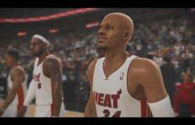 NBA Live 13 video game trailer