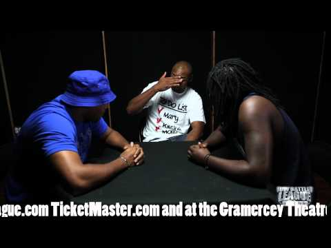 @UWBattleLeague Presents The Faceoff: Arsonal (@ArsonalDaRebel) & @MathHoffa
