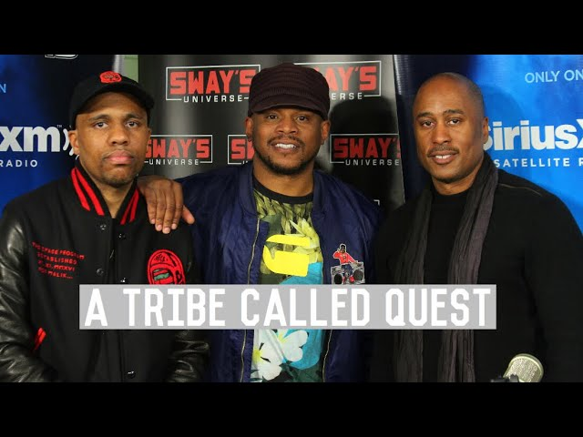 A Tribe Called Quest On Grammy Snub & Billionaire Boys Club + Space Program Collab w/Sway In The Morning