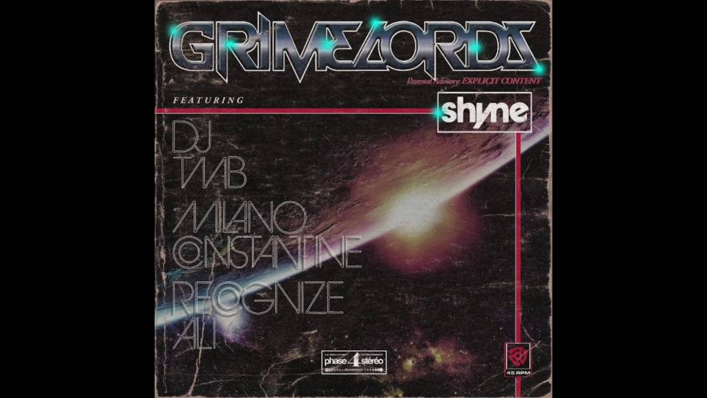 MP3: Grime Lords feat. Milano Constantine, Recgonize Ali, & DJ TMB - Shyne (@BornHisenburg @PeteTwist @Milano7Warriors @RecognizeAli @DJTMB)
