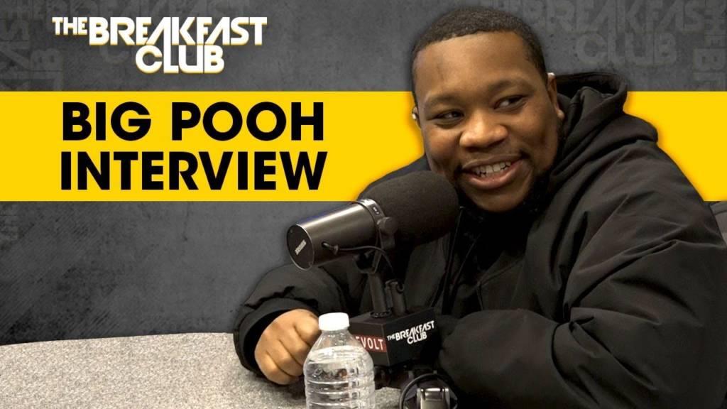 Rapper Big Pooh Talks New Album, Little Brother, Managing Artists, & More w/The Breakfast Club