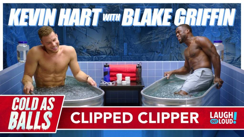 Blake Griffin Speaks On Not Playing For OKC On Kevin Hart's 'Cold As Balls'