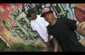 Raw/Put The Gun To Ya video by One Shot Murk