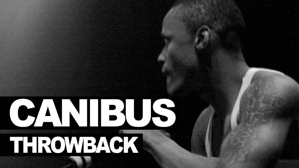 Canibus Kicked This Freestyle On 'The Tim Westwood Show' Back In 2000...