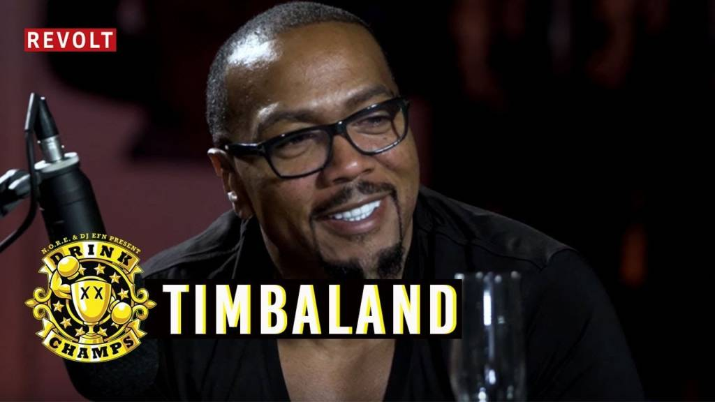 Timbaland On Drink Champs