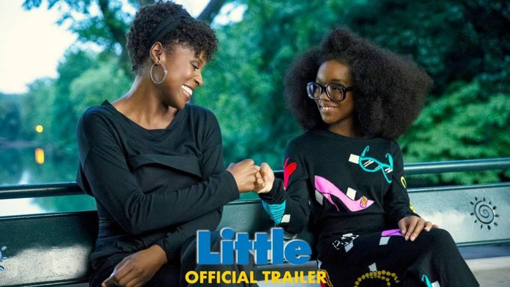 1st Trailer For Will Packer's 'Little' Movie Starring Issa Rae & Regina Hall