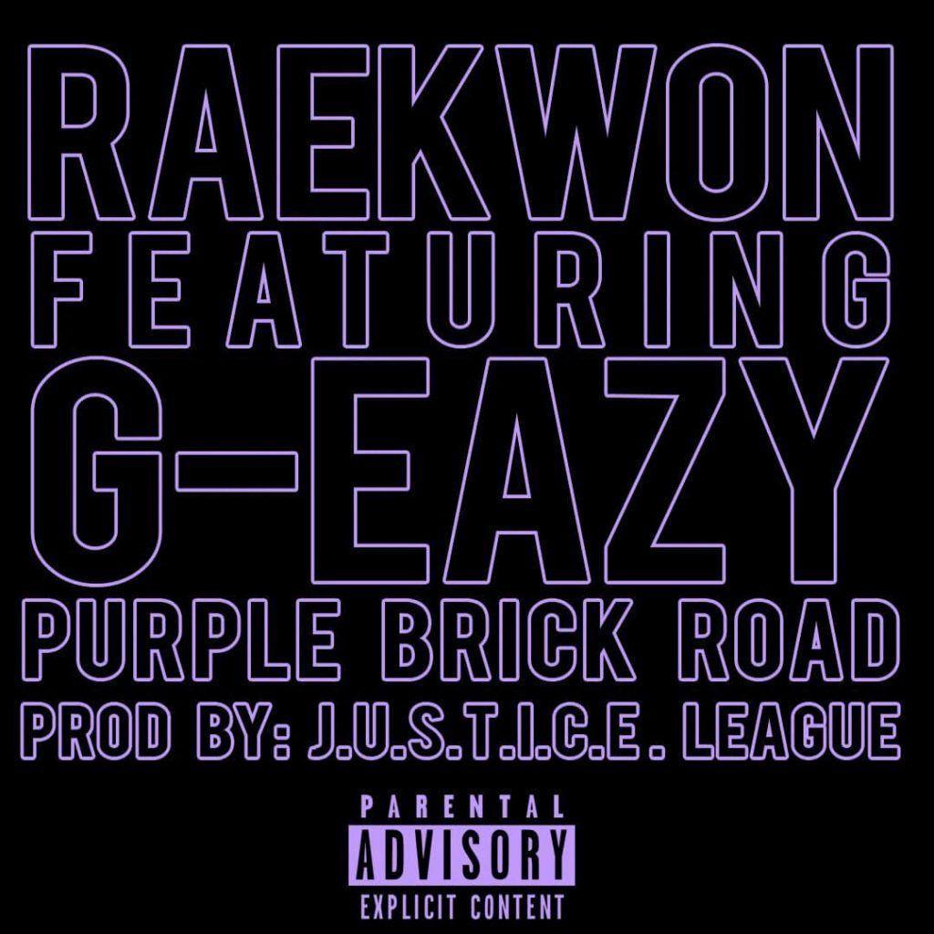 @Raekwon feat. @G_Eazy - Purple Brick Road [MP3]