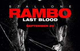 2nd Trailer For 'Rambo: Last Blood' Movie Starring Sylvester Stallone