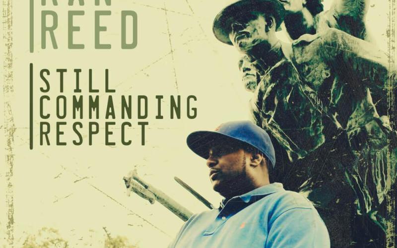 Ran Reed - Still Commanding Respect [Album Artwork]