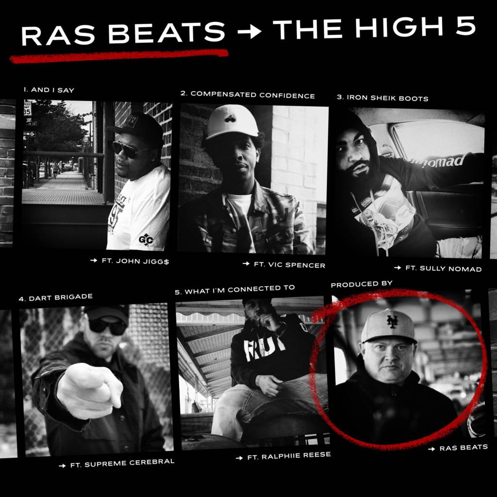 MP3: Ras Beats feat. Supreme Cerebral - Dart Brigade