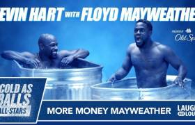 Floyd Mayweather On Kevin Hart's 'Cold As Balls All-Stars'