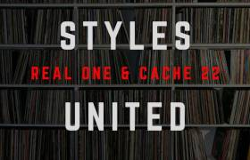 Real One & Cache 22 - Styles United [Beat Tape Artwork]
