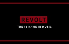 Revolt TV: The #1 Name In Music [Logo Artwork]