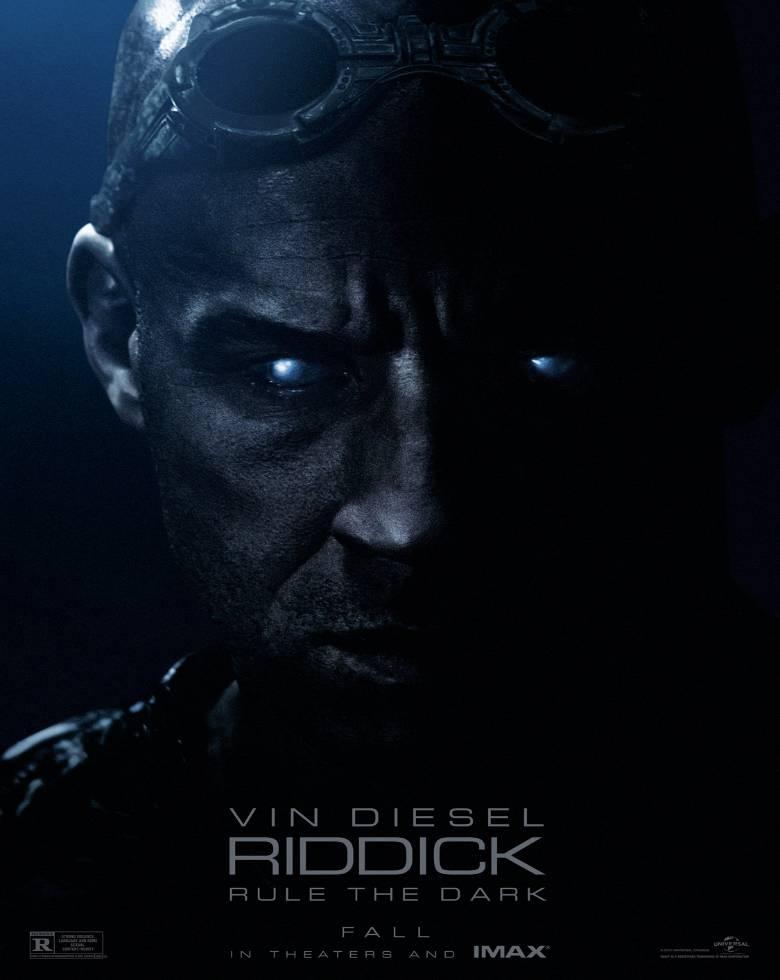 Video: #Riddick » Red Band Trailer [Starring Vin Diesel, Bokeem Woodbine, & Keri Hilson]