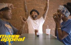 Joe Budden Stops By Juices For Life w/Styles P. & Adjua Styles On Mass Appeal's 'Juice Appeal'