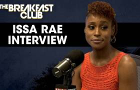Issa Rae Talks 'Insecure: Season 3', Social Media, & How Her Character Translates To Real Life w/The Breakfast Club (@IssaRae)
