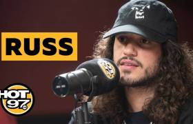 Russ Speaks On Why He's Hated, Mac Miller's Passing, & Drug Culture In Fiery Convo w/HOT 97 (@RussDiemon)