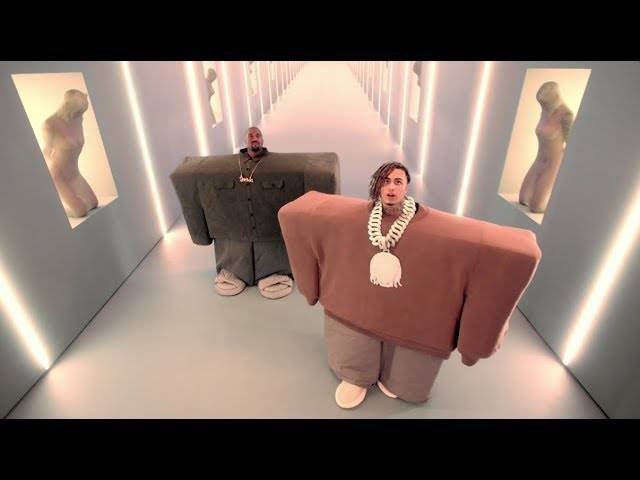 Video: Kanye West & Lil Pump feat. Adele Givens - I Love It (@KanyeWest @LilPump @RealAdeleGivens)