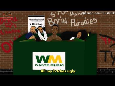 @2Chainz, @WakaFlockaBSM, @SouljaBoy, @KanyeWest, & Others » I Be Trappin (Parody) [Dir. By @FilnoBEP]