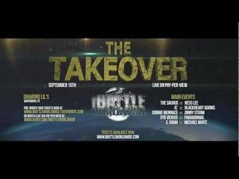 @iBattlePromo Presents: The Takeover » Trailer [via @Sesamill]