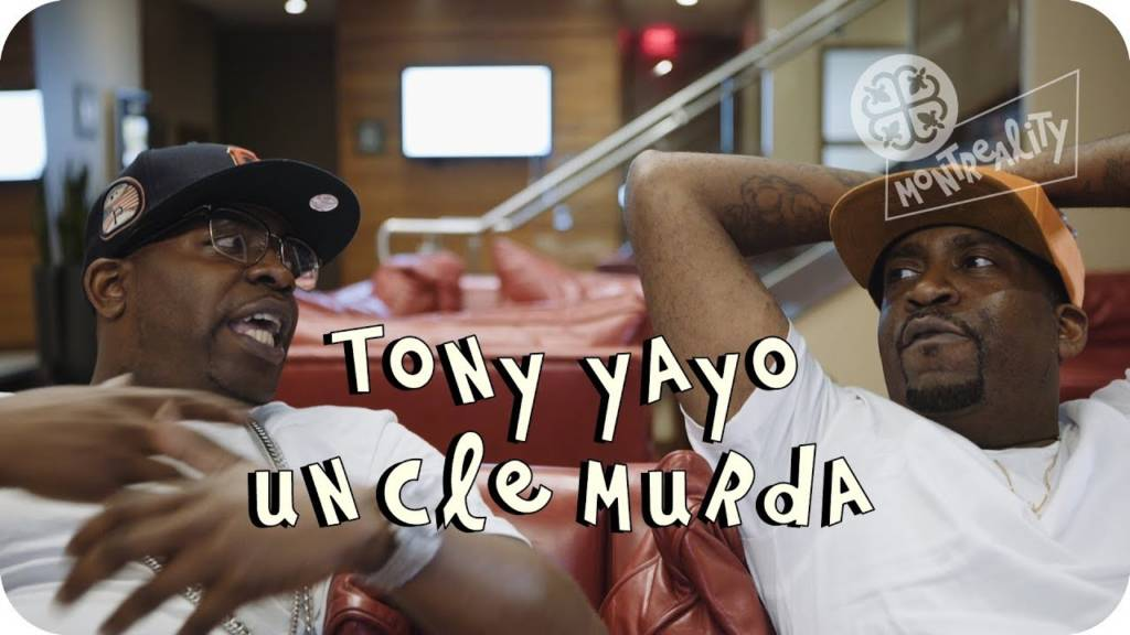 Tony Yayo & Uncle Murda On @MONTREALITY
