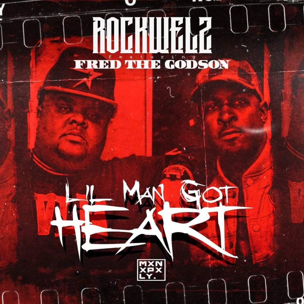 MP3: Rockwelz feat. Fred The Godson - Lil Man Got Heart [Prod. By Vherbal Beats]