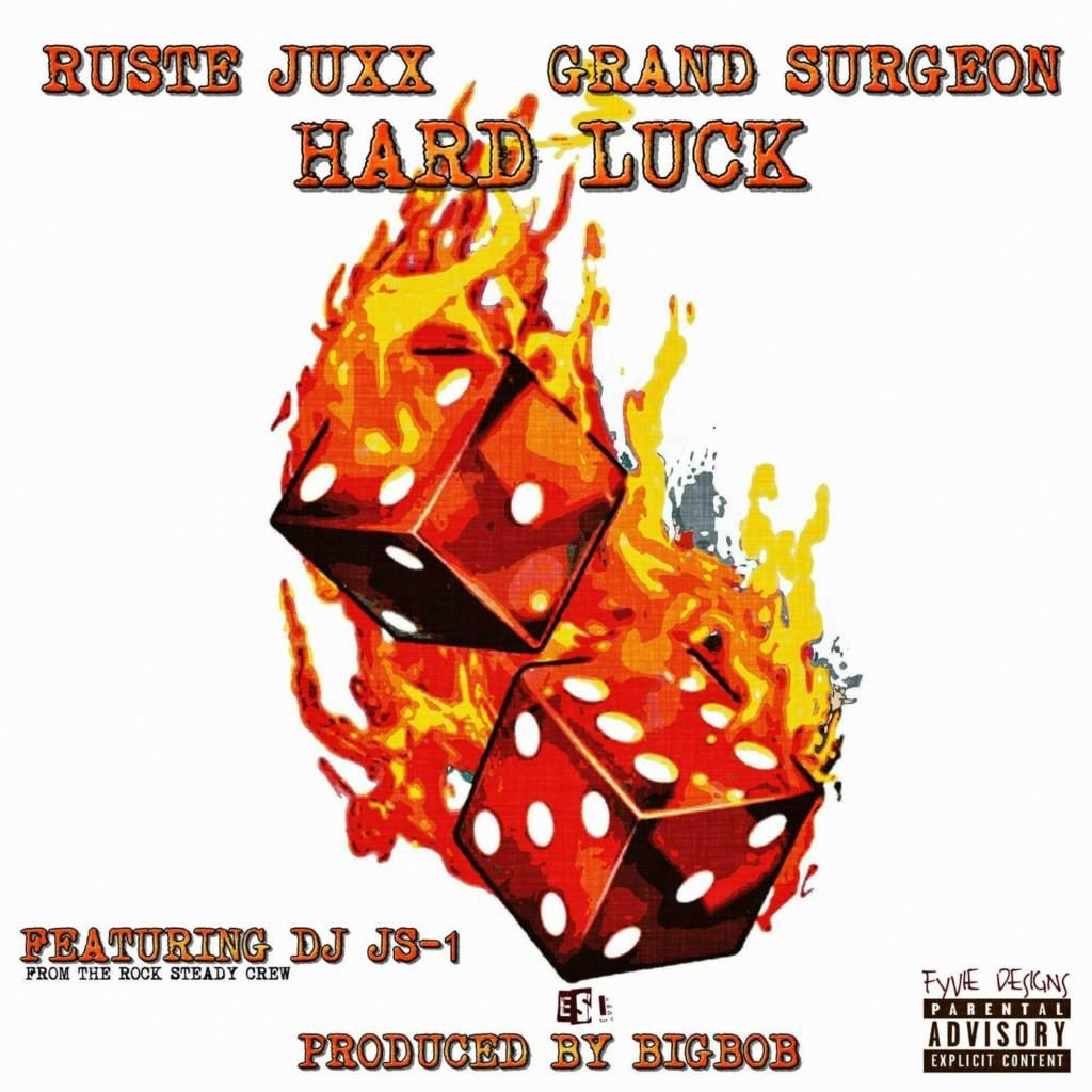 MP3: Ruste Juxx & Grand Surgeon feat. DJ JS-1 - Hard Luck [Prod. By BigBob]
