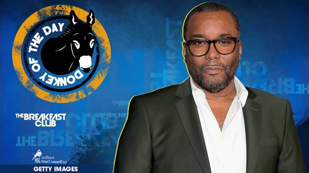 Lee Daniels Awarded Donkey Of The Day For Owing Dame Dash $2 Million