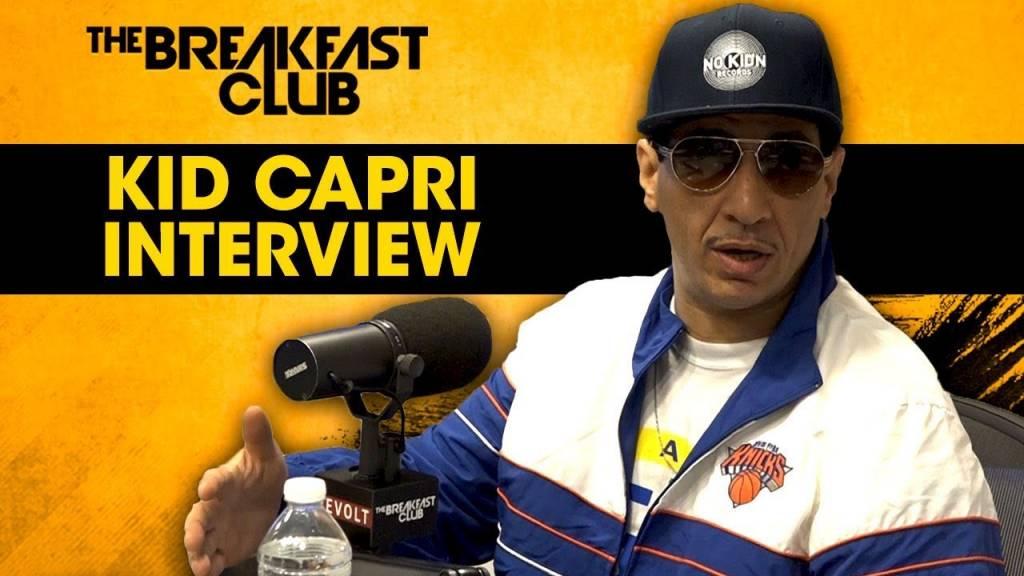 Kid Capri Breaks Down Funk Flex Beef & The Unwritten Rules Of DJing w/The Breakfast Club (@KidCapri101)