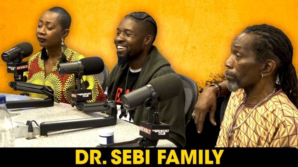Dr. Sebi's Family Speaks On His Impact On Herbal Medicine & Carrying On His Legacy w/The Breakfast Club