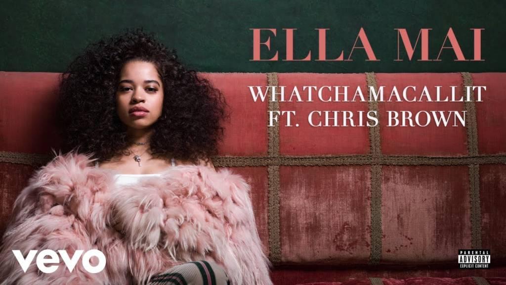 MP3: Ella Mai feat. Chris Brown - Whatchamacallit (@EllaMai @ChrisBrown)