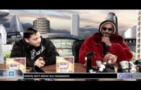 GGN News: Episode 85 [Starring @SnoopDogg & @ScoopDeVille]