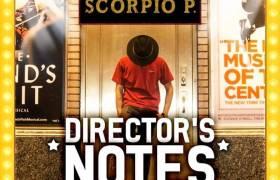 Stream Scorpio P.'s 'Director's Notes' Album