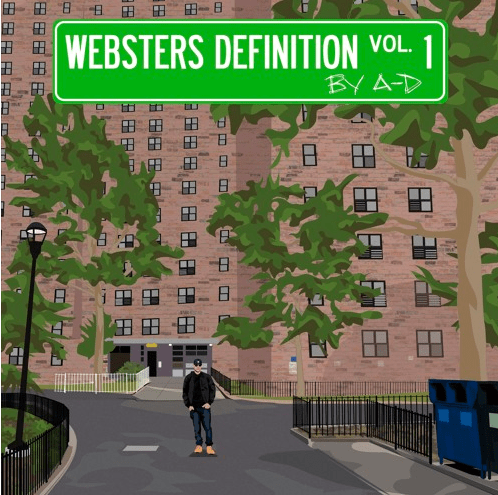 MP3: A-D - Websters Definition, Vol. 1 (EP)