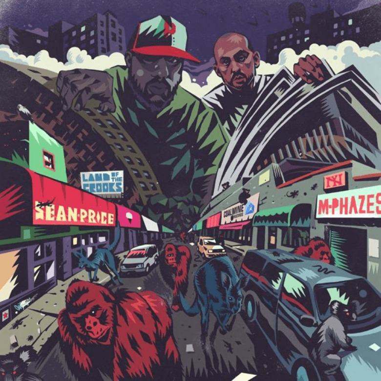 EP: @SeanPrice & @MPhazes » Land Of The Crooks