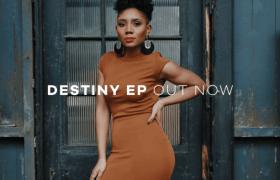 Sharlene-Monique - Destiny (2nd Promo) [EP Artwork]