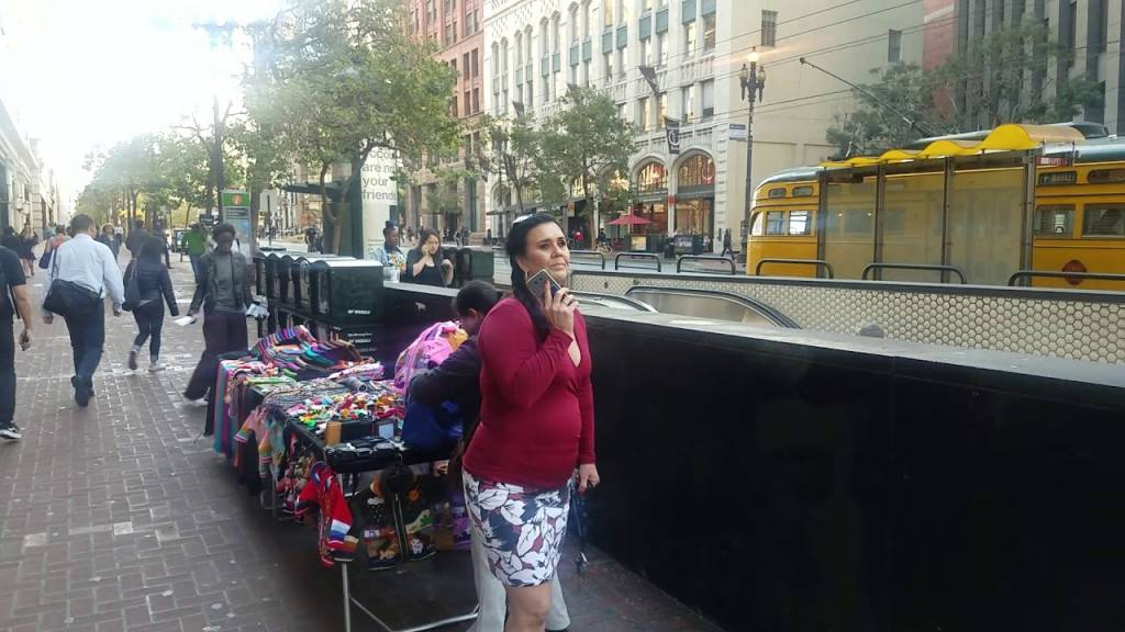 Black Man Flips The Script On #PermitBetty When She Calls The Cops On Asian Street Vendor